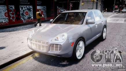 Porsche Cayenne 955 Turbo v1.0 para GTA 4