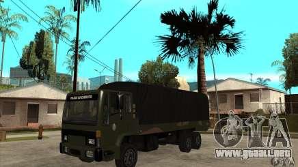 DFT-30 Brazilian Army para GTA San Andreas