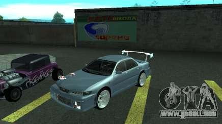 Toyota Carina ED  DRFT para GTA San Andreas