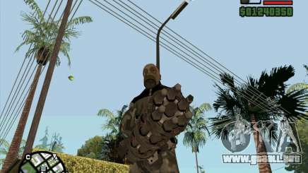 Ametralladora de Call of Duty Black Ops para GTA San Andreas