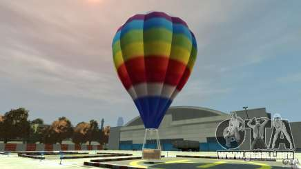Balloon Tours option 7 para GTA 4