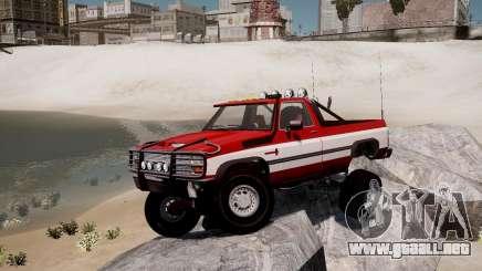 Rancher XL 3.0 para GTA 4