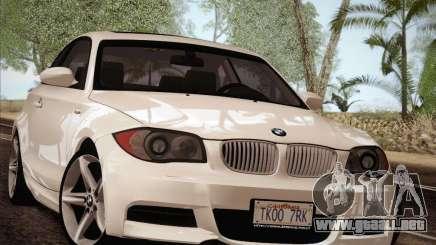 BMW 135i para GTA San Andreas