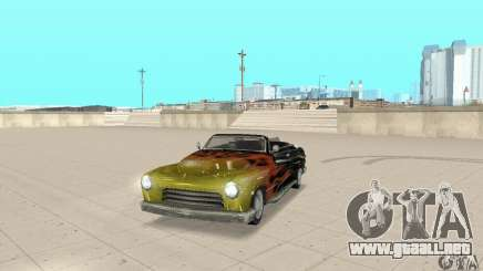 Flat Out Style para GTA San Andreas