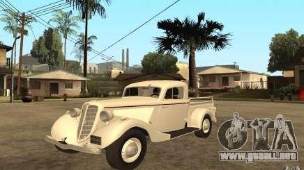 GAS M415 para GTA San Andreas
