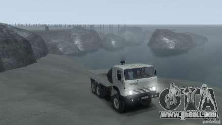 KAMAZ 4310 para GTA 4