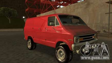 Dodge Tradesman 7z para GTA San Andreas