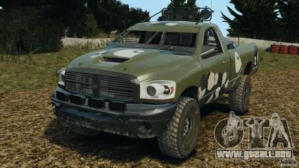 Dodge Power Wagon para GTA 4