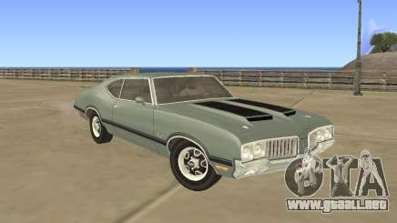 Oldsmobile 442 Cutlass 1970 para GTA San Andreas