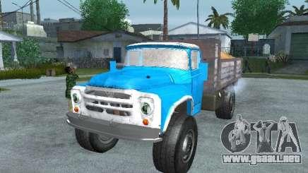 Camión ZIL 130 para GTA San Andreas