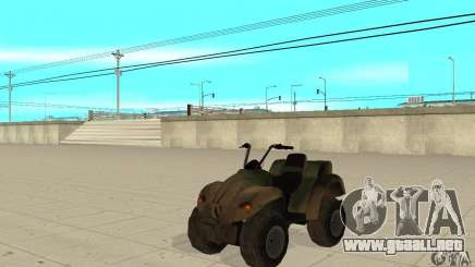 ATV de TimeShift para GTA San Andreas