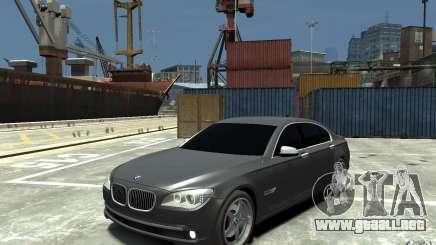 Bmw 750 LI v1.0 para GTA 4