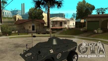 La APC de GTA IV para GTA San Andreas