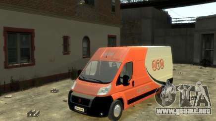 Fiat Ducato para GTA 4
