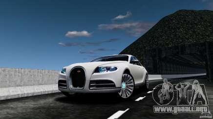 Bugatti Galibier 2009 para GTA 4