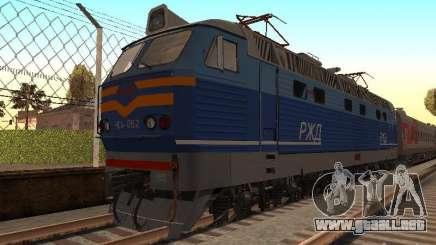 ЧС4-052 para GTA San Andreas
