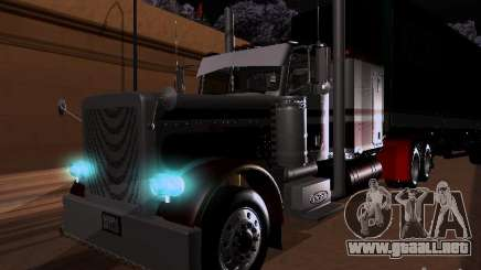 Peterbilt 389 Custom 2009 para GTA San Andreas