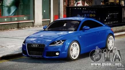 Audi TT RS Coupe v1.0 para GTA 4