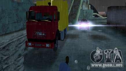 Camión Kamaz para GTA Vice City