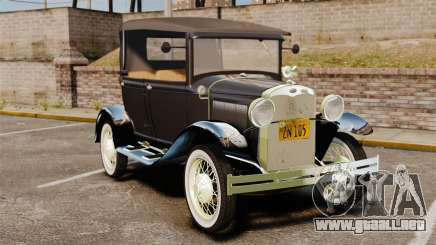 Ford Model T 1924 para GTA 4