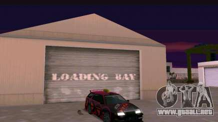 Stratum Tuned Taxi para GTA San Andreas
