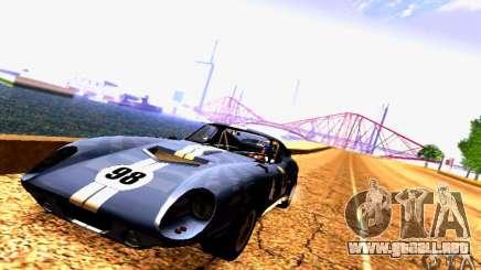 Shelby Cobra Daytona Coupe v 1.0 para GTA San Andreas
