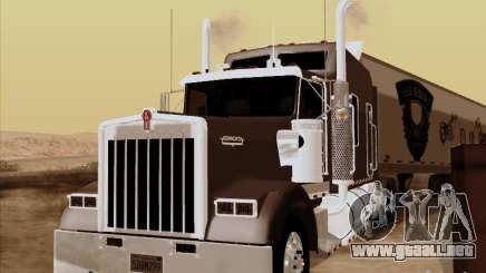 Kenworth W900 Long para GTA San Andreas