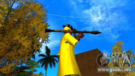 New Weapon Pack para GTA San Andreas