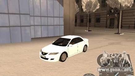 Mazda 6 2004 para GTA San Andreas