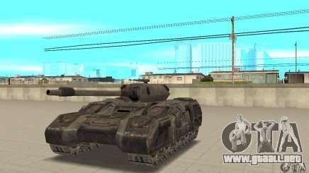 Tanque Rhino-UT para GTA San Andreas