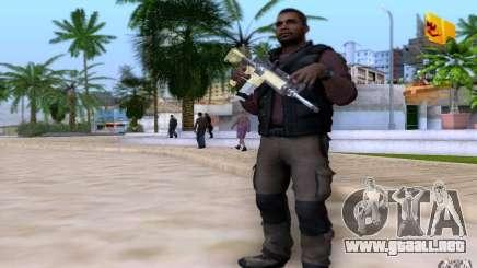 Salazar en el civil para GTA San Andreas