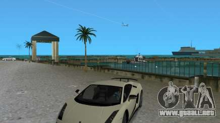 Lamborghini Gallardo Superleggera para GTA Vice City