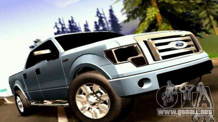 Ford Lobo 2012 para GTA San Andreas