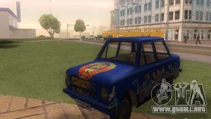 Hippie ZAZ para GTA San Andreas