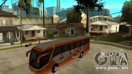 City Express Bus malasio para GTA San Andreas