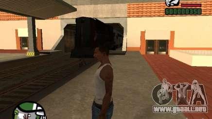Combinar tren del juego Half-Life 2 para GTA San Andreas