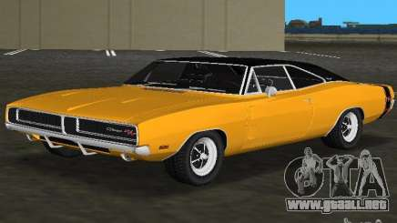 Dodge Charger RT 1969 para GTA Vice City