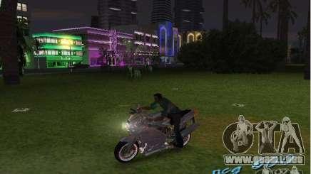 Ducati Supersport 1000 DS para GTA Vice City