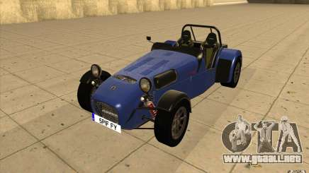 Caterham Superlight R500 para GTA San Andreas