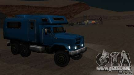 Journey 6x6 Enterable V1 para GTA San Andreas