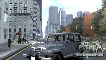 Mesa en GTA San Andreas para GTA IV para GTA 4