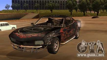 Car from FlatOut 2 para GTA San Andreas
