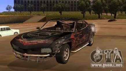 Car from FlatOut 2 para GTA San Andreas