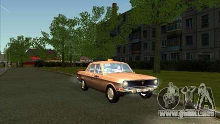 Taxi Volga GAZ 24-10 para GTA San Andreas