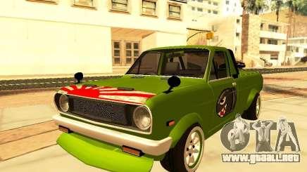 Nissan Sunny K Truck FISH ART para GTA San Andreas