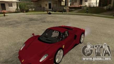 Ferrari ENZO 2003 v.2 final para GTA San Andreas