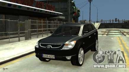 Hyundai IX55 para GTA 4