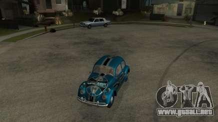 VW Fusca Gremio para GTA San Andreas