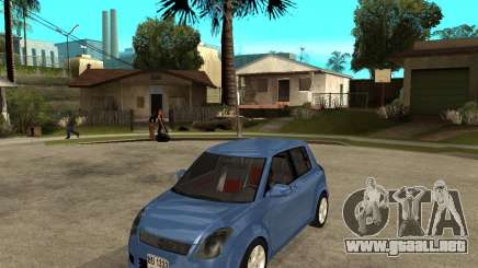 2007 Suzuki Swift para GTA San Andreas