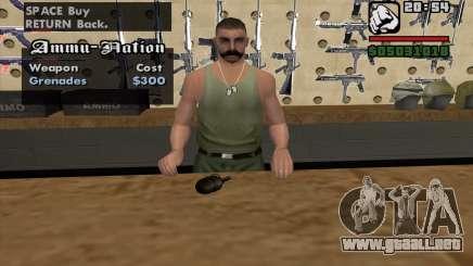 RGD-5 para GTA San Andreas